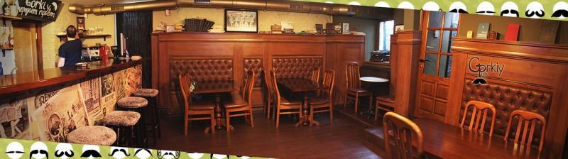 Горький Паб (Gorkiy Pub) - небольшое пивное заведение на Льва Толстого. Отзыв о посещении