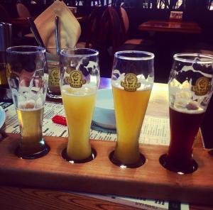 Пивная дума - сеть пивных ресторанов в Киеве. Отзыв о посещении, меню и цены
