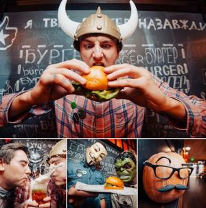 Star Burger (Стар Бургер) - ресторан по продаже бургеров в Киеве, Отзыв о посещении, цены, меню