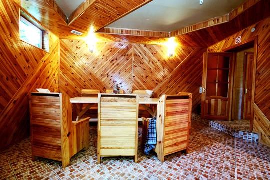 русская баня на петропавловской в Киеве