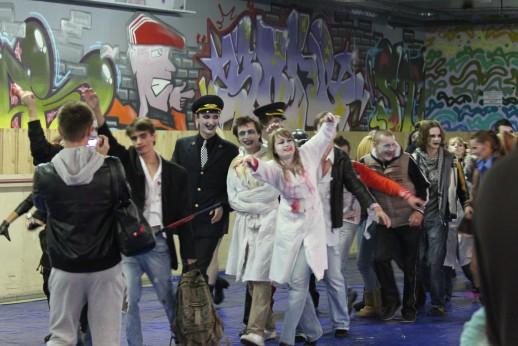 dreamtown дрим таун Киев годовщина 2010