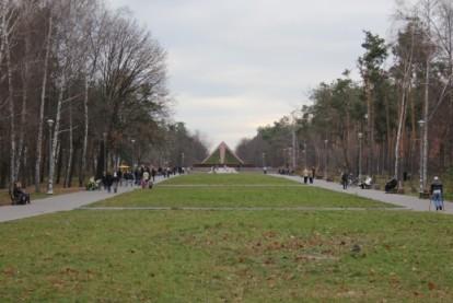 парк победа дарница киев