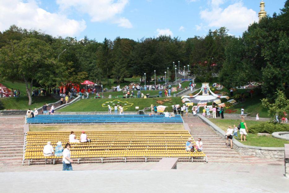 выставка цеветов киев 2010 спивоче поле